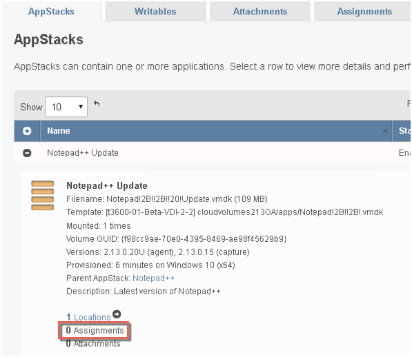 Reviewer's Guide for VMware App Volumes