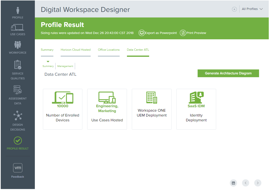 Introducing The Vmware Digital Workspace Topology Tool Vmware