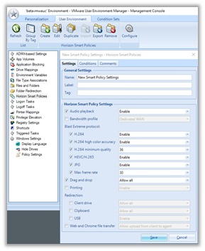 What's New in VMware User Environment Manager 9 8 and App Volumes