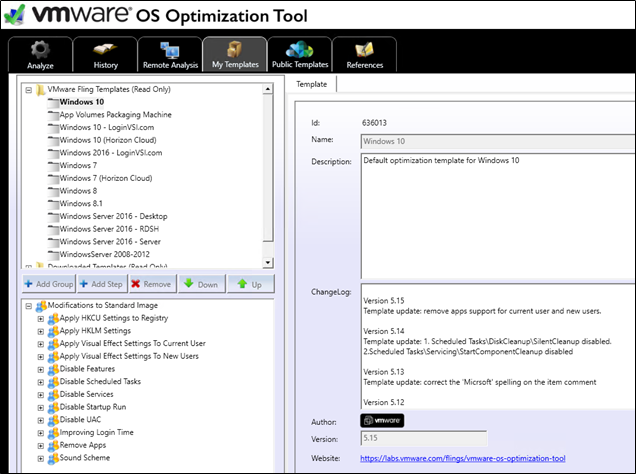 Best Practices for Delivering Microsoft Office 365 in VMware Horizon