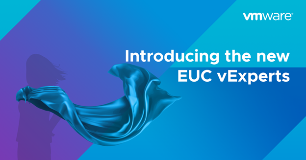 Introducing the new EUC vExperts