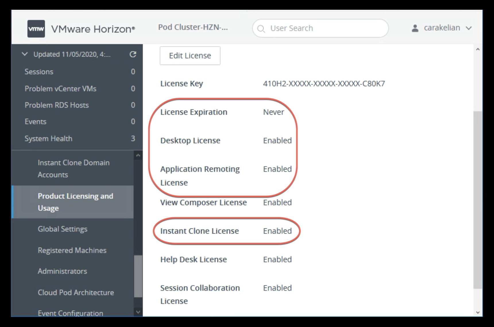 Quick Start Tutorial for VMware Horizon 20   VMware